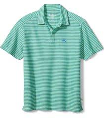 tommy bahama men's islandzone breezeway bay striped polo shirt