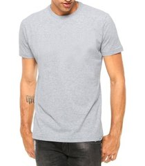 camiseta criativa urbana lisa básica