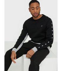 lacoste sweatshirt tröjor black