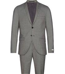 s.jile kostym grå tiger of sweden