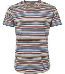 t-shirt s/sl, r-neck, ao printed mu desert