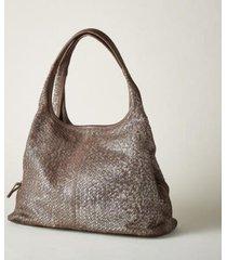 sundance catalog women's capri bag in pwtrmtlc
