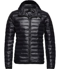 varilite ho jkt outerwear sport jackets padded jackets svart adidas performance