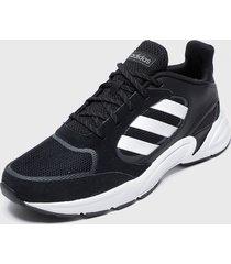 zapatilla 90s valasion negro adidas performance
