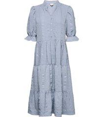 bergitta dress dresses everyday dresses blå minus