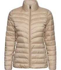 jackets outdoor woven kviltad jacka beige esprit collection