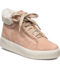 woms boots shoes boots ankle boots ankle boots flat heel rosa tamaris