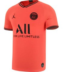 camiseta naranja nike psg 2a 2019 2020 stadium