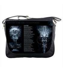 messenger bag motorhead rocker bassist cult guitarrist unisex band musicians