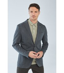 blazer boris becker nell cotton jacket with pocket