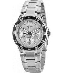 reloj casio mtp-1300d-7a1-gris