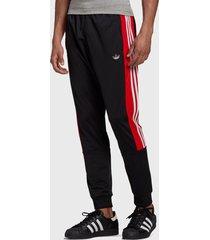 pantalón de buzo adidas originals bx-20 tp negro - calce regular