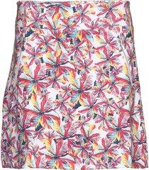 rickie skort 45 cm kort kjol multi/mönstrad daily sports