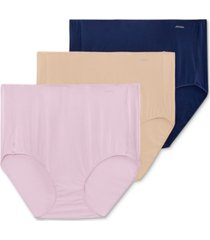 jockey womens' 3-pk. no panty line promise tactel brief underwear 1877