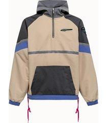 giacca puma x rhude colorblock