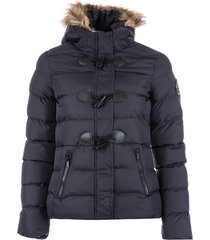 brave soul womens wizard parka size 14 in black