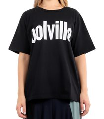 colville black inside out tee