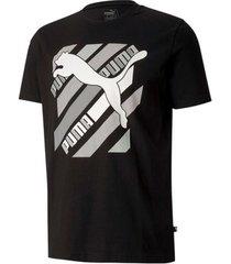 t-shirt korte mouw puma 581909