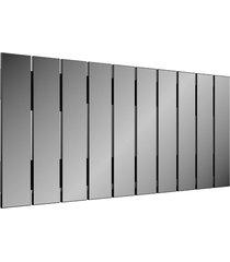 painel decorativo barra vertical preto dalla costa