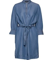 sldariana tunic dress tunika blå soaked in luxury