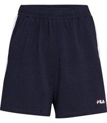 women badu shorts shorts flowy shorts/casual shorts blå fila
