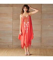handekerchief linen dress