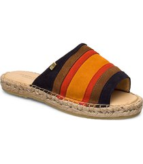 liverly sandals shoes summer shoes flat sandals multi/mönstrad lexington clothing