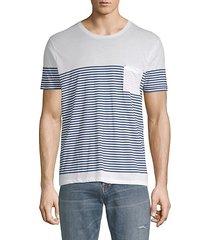 striped cotton tee