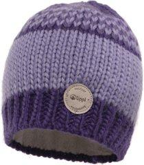 gorro mini fernie beanie violeta lippi