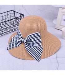 cappelli a forma di cappello da donna con visiera trasparente per il sole