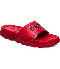 trek sandal shoes summer shoes pool sliders röd h2o