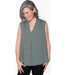 blusa laura verde woman