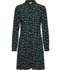 dresses light woven kort klänning svart edc by esprit