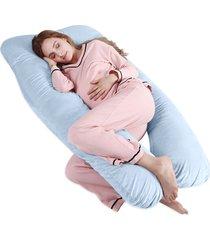 travesseiro de corpo gestante abraço gravida casa dona azul