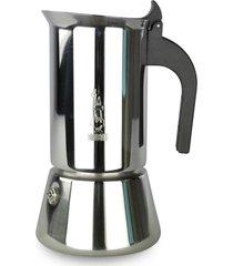 cafeteira inox venus - 10 xãcaras – bialetti - cinza - dafiti
