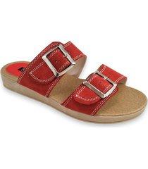 sandalia  rojo  ragazzini