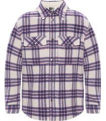 gecontroleerd wol overhemd