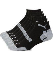 coolcell 6-pack logo ankle socks
