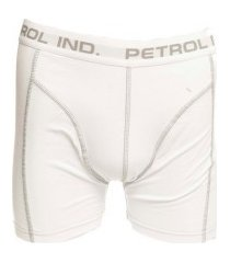 petrol underwear boxershort white( two pack )