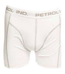 petrol underwear boxershort white( two pack )