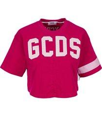 gcds drawstring t-shirt
