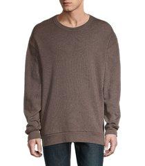 alternative men's easy crewneck sweatshirt - eco true - size s