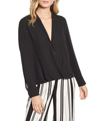 women's chelsea28 cross front blouse