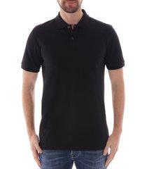 boss pallas polo shirt |black| 50303542-001