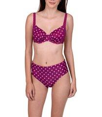 bikini lisca verstelbare hoge taille kousen linosa wang