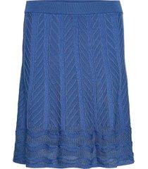 2dh00166-2k0078 kort kjol blå m missoni