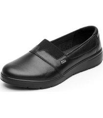 zapato mujer nataly negro flexi