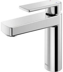 misturador monocomando para banheiro mesa bica baixa argon cromado - 00847706 - docol - docol
