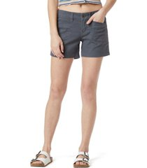 unionbay juniors' darcy stretch twill shorts