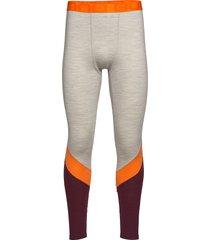 retro wool pants base layer bottoms multi/mönstrad bula